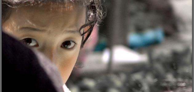 صور مشكلات وحلول ' الطفل الخائف او الجبان وعلاج ذلك