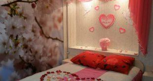 صورة فنون في غرفة النوم،اجعلي غرفته نومك أكثر جاذبية