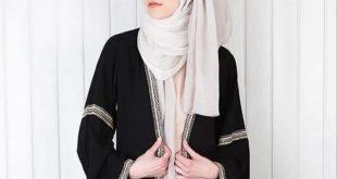 صورة موضة الحجاب , احدث موضة نزلت جديدة في الحجاب 👇