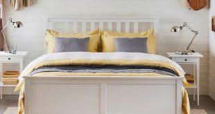 صورة غرف نوم ايكيا , غرف نوم مذهلة جدا جااااااامدة 👇