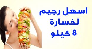 صورة اسهل رجيم , لاستخدمه بطريقة صحيحة وسهله