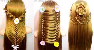 صورة اجمل شعر بنات ,تسريحات للشعر مدهشة