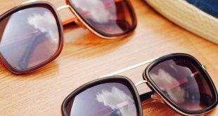 صورة احدث النظارات الشمسية , النظارة اكمال للاناقة