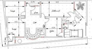 صورة خرائط منازل,استمتعي باجمل ديكور يخطف الانظار