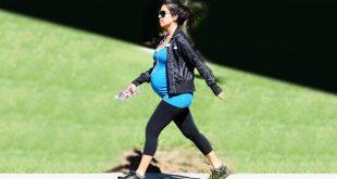 صورة فوائد المشي للحامل , مزاج رايق بسبب المشى