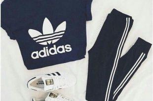 صورة ملابس رياضية للبنات فيس بوك , ترنج رياضي بناتي يجنن 😉