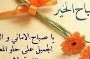 صورة اجمل كلام الصباح للحبيب , اجمل صباح الخير لحبيبي ❤️