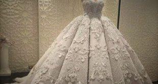 صورة موديلات فساتين اعراس , فساتين زفاف موديلات وتصميمات روعه 😉