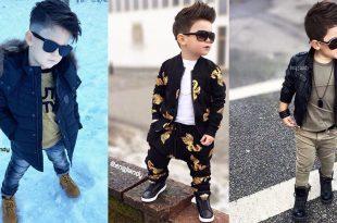 صورة ملابس اطفال جديدة , ملابس اطفال جامدة جدا وسع للجامد 👇