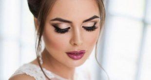 صورة صور مكياج عروس,تصبحي اجمل عروسه مميزه