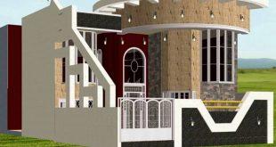 صورة تصاميم بيوت عراقية , تصميم حديث للمنزل