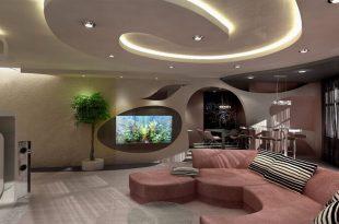 صورة اجمل غرف ضيوف , غرفة لها طابع خاص