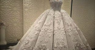 صورة صور فساتين اعراس , موديلات فساتين زفاف رووووعة 👇