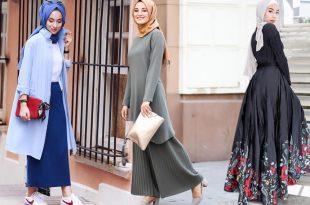 صورة لباس المحجبات صيف 2019 , يابنات تعالوا بسرعة الكولكشن الصيفي نزل 👇