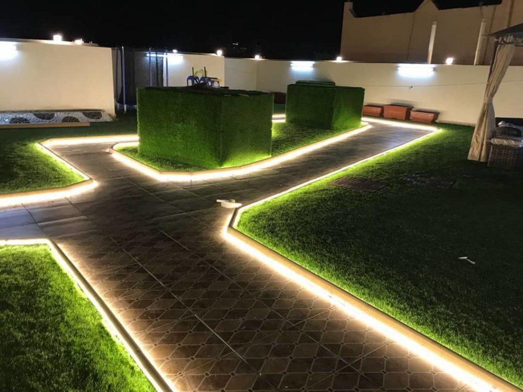 صورة تنسيق حدائق الخرج , شركة مناسبة لحديقة رائعة 7968 3