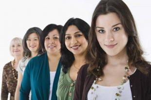 صورة تاتى النساء بالخير , رؤية مجموعة نساء في المنام