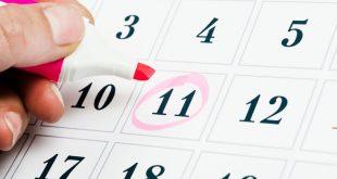 صورة معلومة للبنات فقط , كم يوم الدورة الشهرية عند البنات