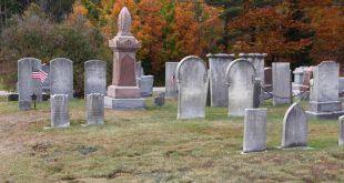صورة القبور تاتى بالذكريات , تفسير حلم القبور الكثيرة