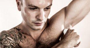 صورة ازالة الشعر باكثر من طريقة , تخفيف شعر الجسم للرجال