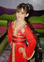 لباس مغربي للا طفال 7468-4