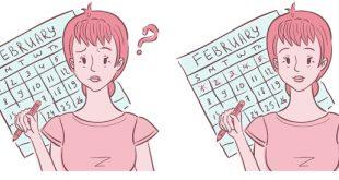 اسباب تاخر الدورة الشهرية للبنات غير المتزوجات