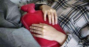 اعراض الدورة الشهرية بعد نزولها